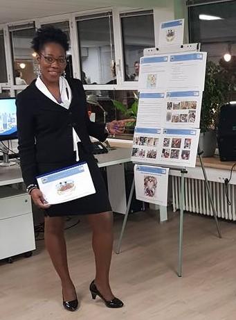 Présidente SOSLED'A - Ananie Lore POIRIER